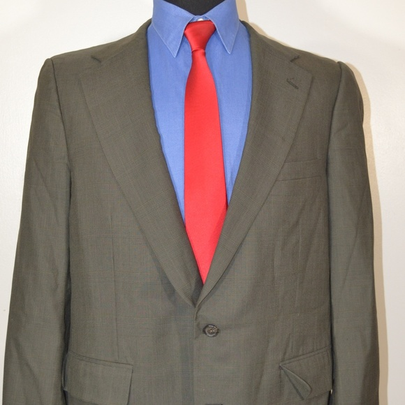 Tom James Other - Tom James 42S Bespoke Sport Coat Blazer Suit Jacke